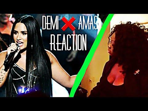 DEMI LOVATO-SORRY NOT SORRY| AMAS LIVE...