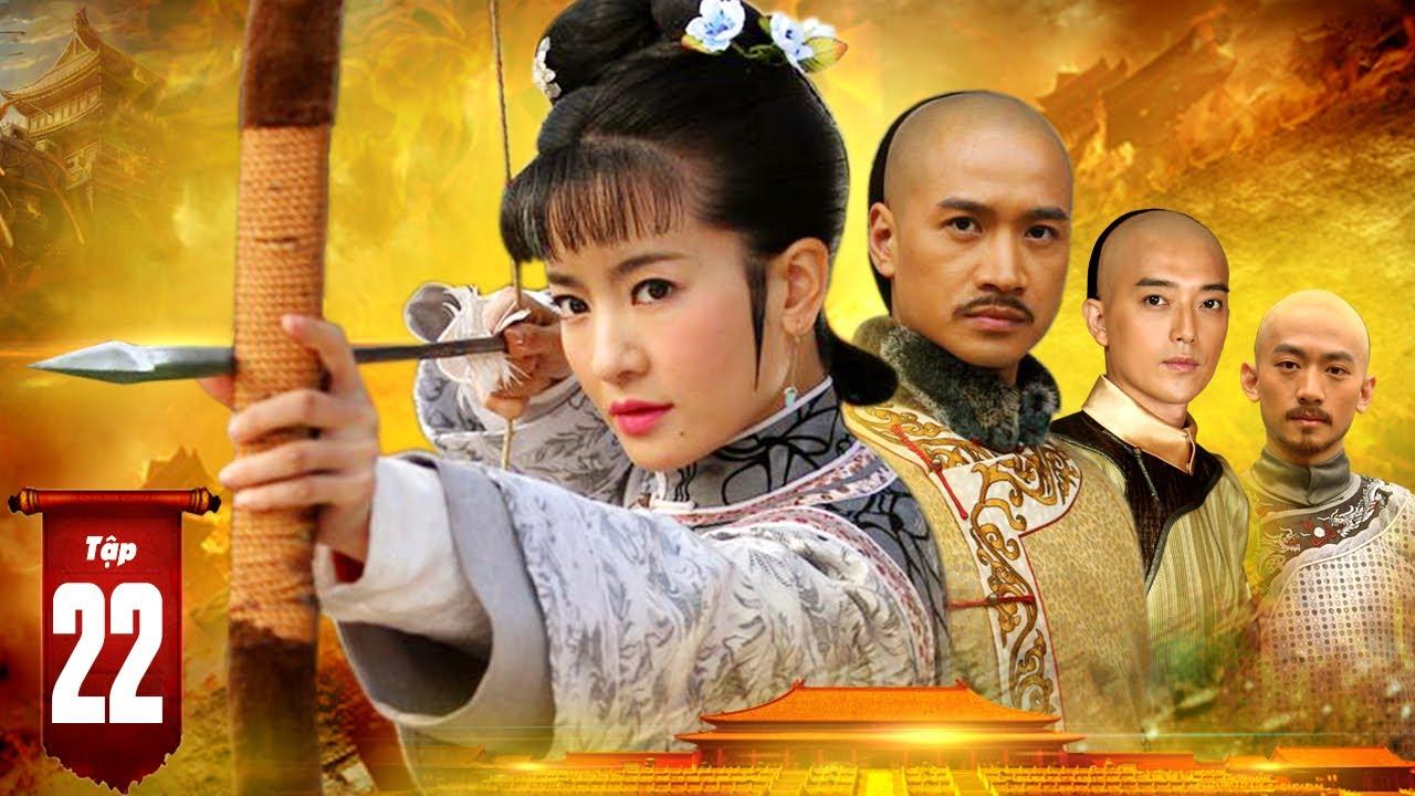 PHIM HAY 2021   TÂN KHUYNH THÀNH TUYỆT LUYẾN – Tập 22   Phim Bộ Trung Quốc Hay 2021