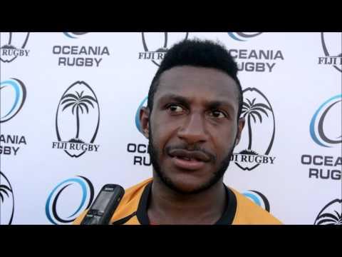 U20 Rugby PNG vs Fiji