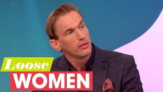 Dr Christian Opens Up About Suffering From Depression and Muscle Dysmorphia | Loose Women