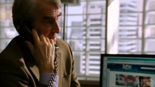 The Newsroom Season 1: Episode 5 Clip - Right In His Ear