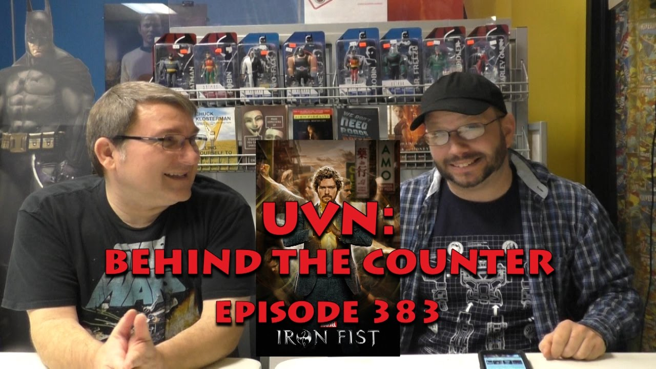 UVN: Behind the Counter 383