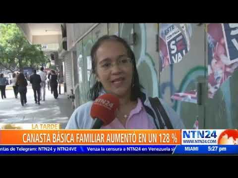 Casi 30 salarios mínimos se necesitan para cubrir gastos básicos en Venezuela