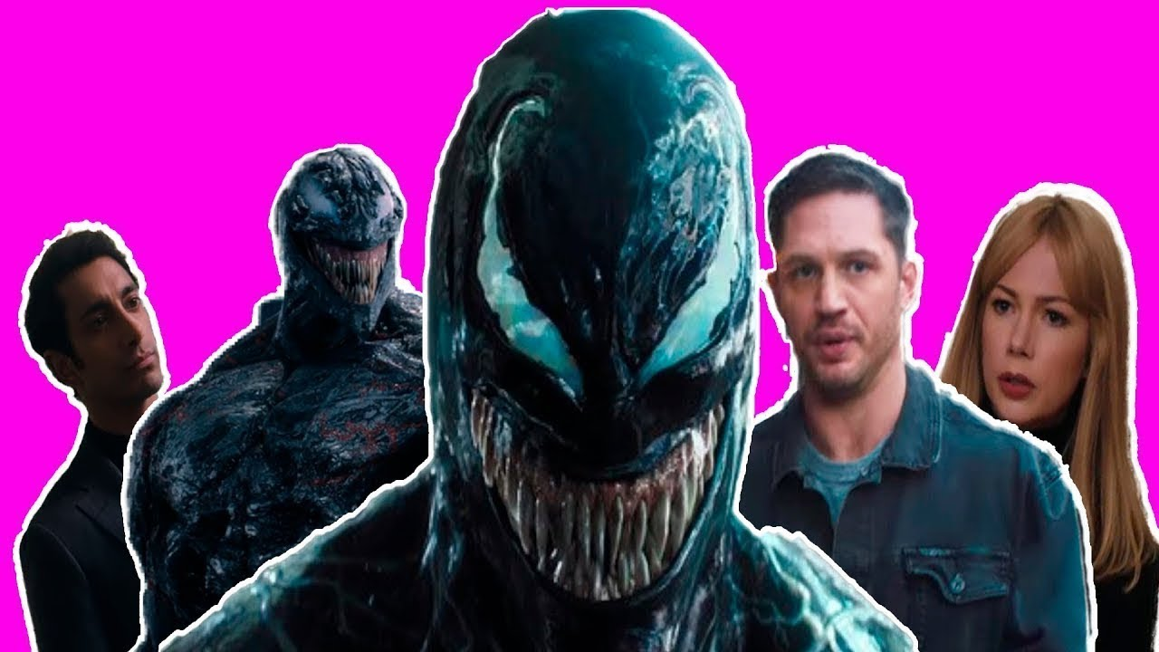 VENOM THE MUSICAL - Parody Song(Version Realistic) - YouTube
