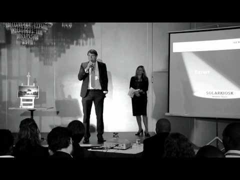 """Solarkiosk - Andreas Spiess - """"Spotlight on Solutions"""""""