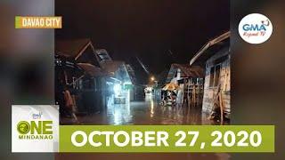 One Mindanao: October 27, 2020