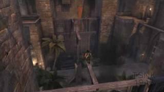 GamePlay Principe de Persia - Las Arenas Olvidadas