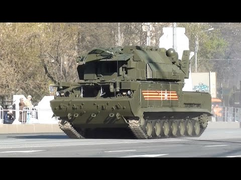 Tor-M2U (Moscow, 2015 may)