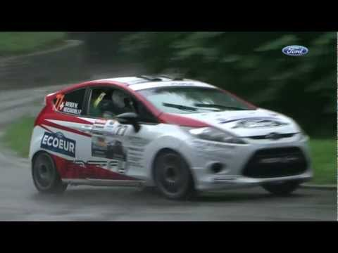 Ford Racing Trophy Suisse Fiesta R1 et R2, Rally Ronde del Ticino 2012