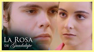 La Rosa de Guadalupe: Oriana descubre que Patricio es el culpable    La luz de los girasoles
