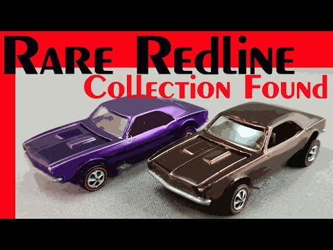 Rare Redline Collection Found – Video #271 – February 1st, 2018
