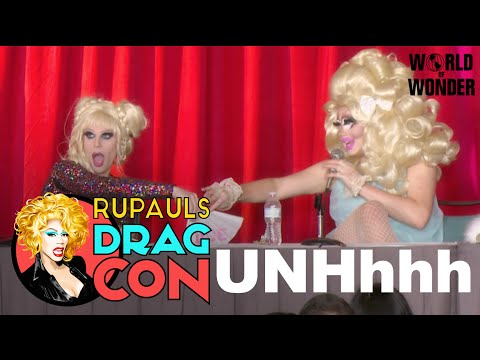 UNHhhh with Trixie Mattel and Katya Zamolodchikova at RuPaul's DragCon 2016