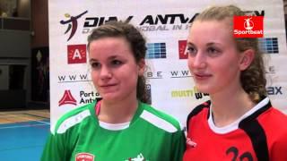 reacties zusjes Janssens na DHW Antwerpen Uilenspiegel