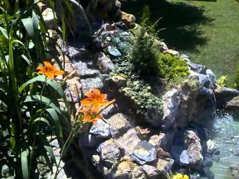 Fontane od kamena, fontane slapovi, fontane potoci, fontane jezera, fontane b...