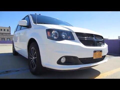 2018 Dodge Grand Caravan SE   Review and Test Drive