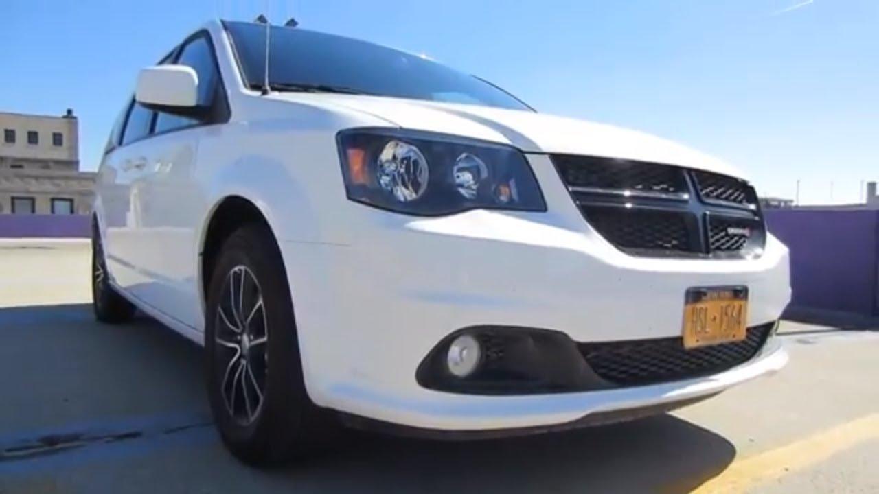 2018 Dodge Grand Caravan Se Review Walk Around And Test Drive 100 Rental Cars Youtube