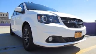 2018 Dodge Grand Caravan SE | Review and Test Drive