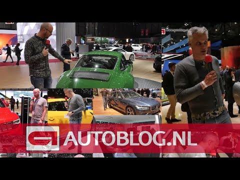Autosalon Genève 2018 - Hypercut