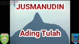 Gitar Tunggal Daerah Besemah  Sumatera Selatan \x27\x27 ADING TULAH \x27\x27 Oleh JUSMANUDIN ( Video Klip Lama )