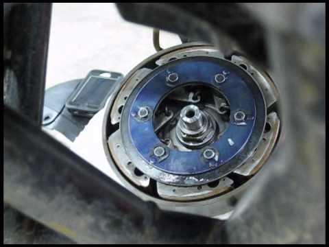 Honda Foreman EPI Clutch Kit Installation