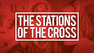 The Stations of the Cross with Father Reed