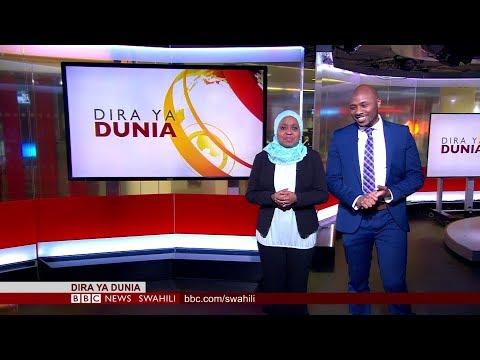 BBC DIRA YA DUNIA JUMANNE 15.05.2018
