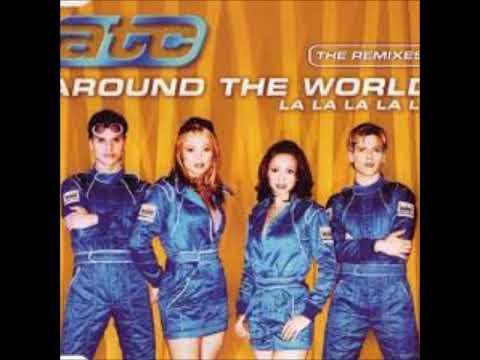 ATC - Around the world (la la la la la)(HD) mp3