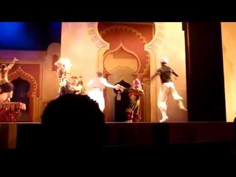 Disney's Aladdin: A Musical Spectacular 11.21.14