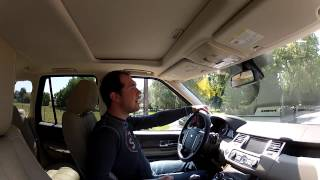 Real Videos: 2012 Land Rover Range Rover Sport