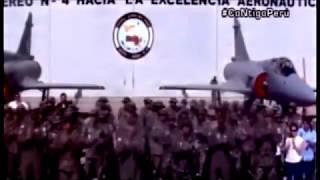 Las Fuerzas Armadas Peruanas Apoyan a la Selección
