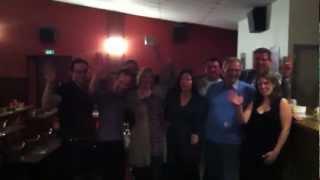 JW-Jones European Tour - April 2013 - Part 2
