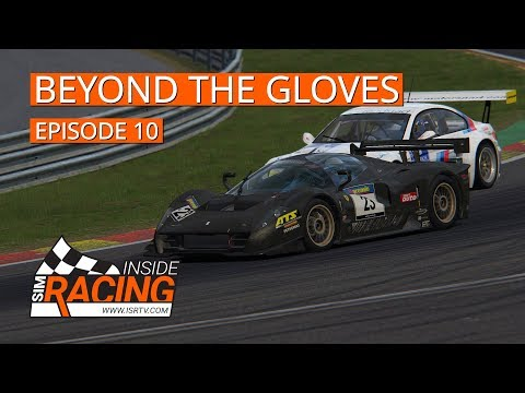 Beyond The Gloves Ep.10 - Does Our Past Sim Racing Hurt Or Help?