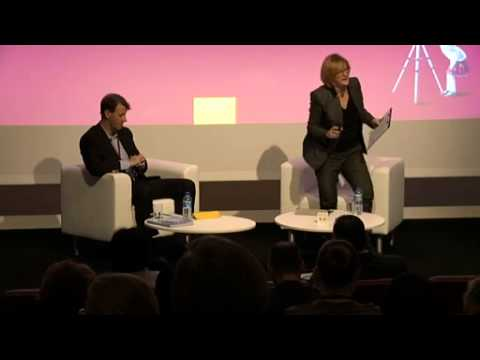 Global leader session with Risto Siilasmaa, Nokia, at the Innovation Convention 2014