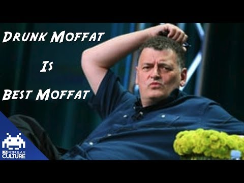 Drunk Steven Moffat SAVED the Christmas Special!
