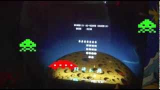 Player 1 Space Invaders single 1979