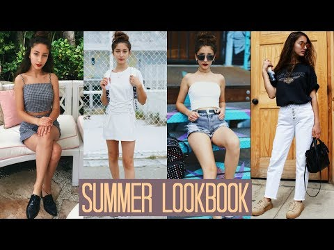 Summer Outfit Ideas | Nil Sani
