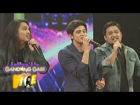 GGV: James serenades Nadine with Paeng, Benj