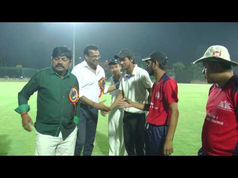 6th All India M.P. Verma Prize Money Cricket Cup, 2017, (vol-2)