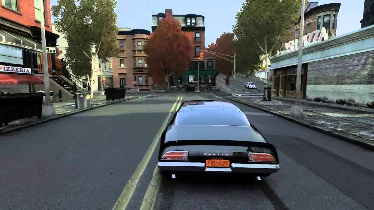 Gta Iv New Muscle Car Sound Youtube