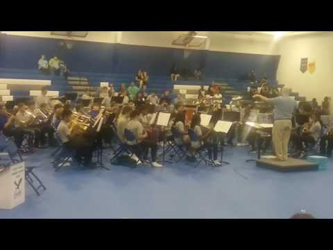 Ferry Pass Middle School Spring Concert 2017