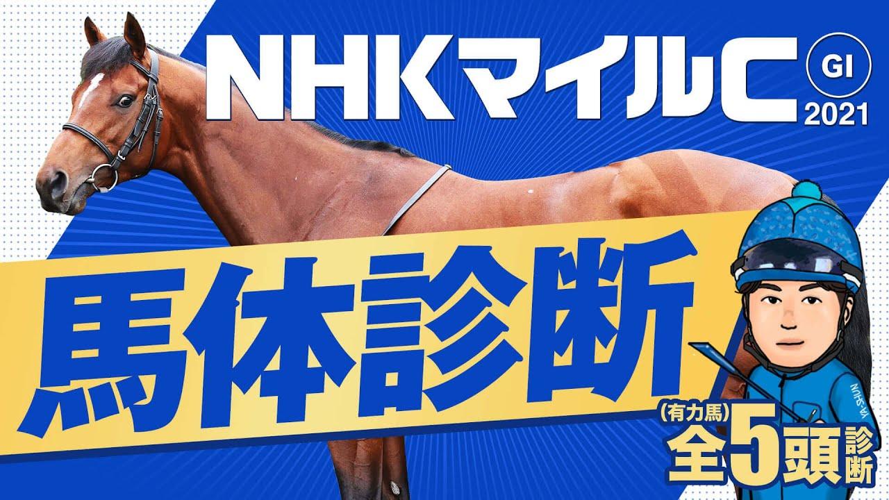【NHKマイルカップ 2021】昨年は6番人気、一昨年は14番人気をズバリ!得意舞台で今年も魅せる!某大手牧場の元スタッフが見抜くGIイチオシ馬体!GIフォトパドック【競馬 予想】