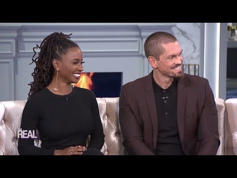 FULL : Shanola Hampton and Steve Howey from 'Shameless' – Part 2