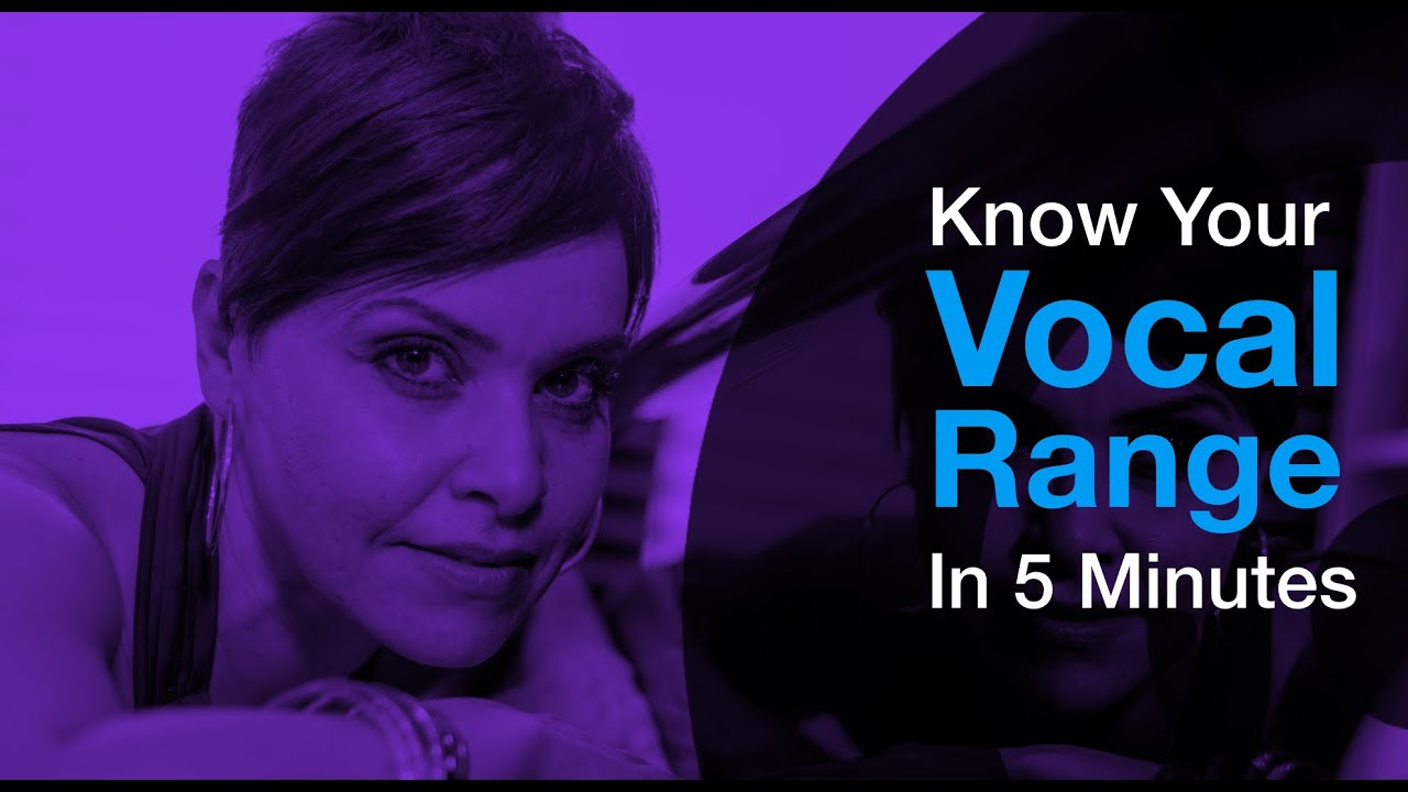 What Is My Vocal Range?  Get The Results In Just 5 Mins!