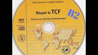 TCF 2018-2019 Compréhension orale niveau B2