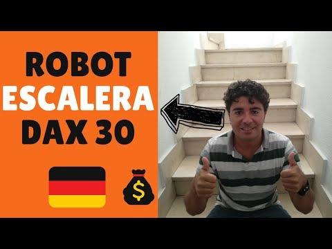 ROBOT DE TRADING ESCALERA DAX 30?Renko?