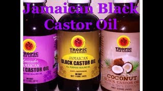 INFORMATIVE: Jamaican Black Castor Oil And How I Use It