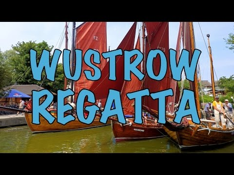 Regatta Boat Race and Wustrow City Tour, Germany