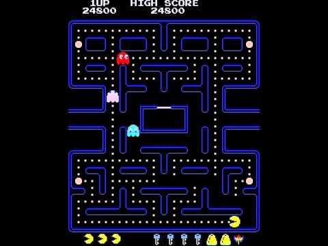 "Pac-Man 3rd/4th/6th Key Pattern - ""Whiplash"""