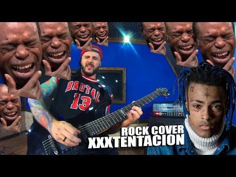 XXXTENTACION - CHANGES [ROCK/METAL COVER]