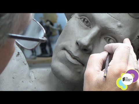 The Sculpture School - Figurative Sculpture Course Taster